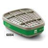 6004 - Ammonia and Methylamine Vapor Cartridges