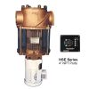 "HSE Hydromatic Electric Self-Cleaing 4"" NPT Raw Water Strainer"