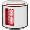 Aqua Signal Series 43 LED Navigation Light - Port, White Housing