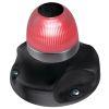 Hella NaviLED 360 - All-Round Navigation Light - Red, Black Base