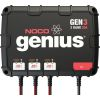 GEN3 Genius On-board Battery Charger, 3 Banks/30A