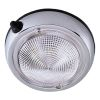 "5"" Surface Mount Chromed Dome Light - Fig. 0300"