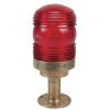 Fig. 112A All-Round Bronze Navigation Light, Red