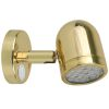 19052 of Scandvik Polished Brass Cabin & Reading Light