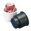 Sea-Dog Line Flush Mount Combo Drink Holder - with Drain Fitting