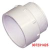 SeaLand by Dometic PVC Pipe to Female Pipe Fitting Adapter - PVC