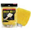 Acrylic Wash Mitt with Scrubber