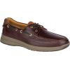 side view of Sperry Top-Sider Mens Gold Cup Ultra Boat Shoe