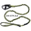 Spinlock Safety Tether - 1 Attachment Loop, 1 Safety Clip, Stretchable Safety Line