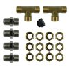 hf5502 of SeaStar Solutions Fitting Kit for Second Station or Autopilot to Inboard Or Sterndrive