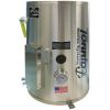 front of Torrid 17 Gal Marine Water Heater - Vertical, Stainless Steel, 120V AC/1500W