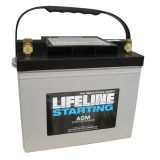 Marine Batteries & Accessories