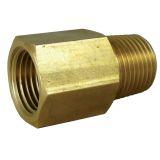 Hose Barb 1 Hose I.D x 1 Male NPTF Brass Midland 32-025LF Lead Free Brass Rigid Male Adapter 1