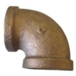 Bronze NPT 90° Elbows