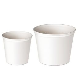Paper Paint Buckets