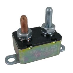50 AMP CIRCUIT BREAKER W/BRACKET