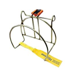 PONY SIZE STAINLESS STEEL RACK