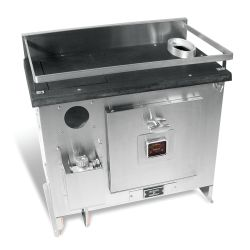 Bering Diesel Cookstove with Oven