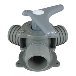 Model BM-95 Base Mount Sea-Lect Y-Valve - with Barbed Ports
