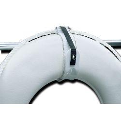 RING BUOY HOLDER F/1IN & 7/8IN TUBING