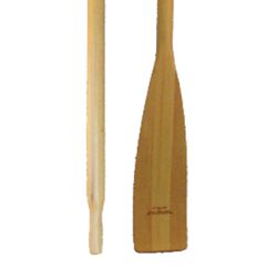 7.5FT LAMINATED SPRUCE SPOON OAR*EA*