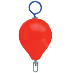 14IN DIA RED MOORING BUOY