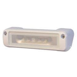Perimeter LED Flood Light - White Finish