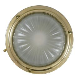 Cabin LED Light - Brass