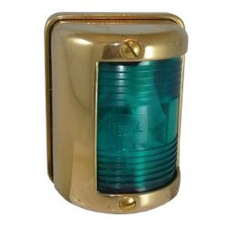 Davey & Co. Brass Navigation Lights