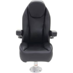 No Longer Available: Black Label High Back Helm Seat