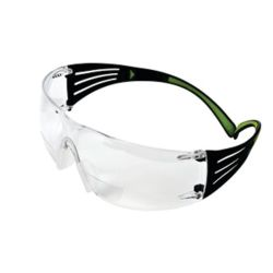 SecureFit 400 Series Protective Eyewear - Clear Anti-Fog Lens with +2.0 Diopter