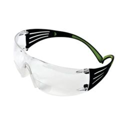 SecureFit 400 Series Protective Eyewear - Clear Anti-Fog Lens with +2.5 Diopter