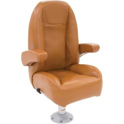 No Longer Available: Black Label Mid Back Helm Seat