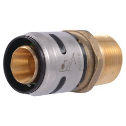 No Longer Available: SharkBite Male NPT to PEX Marine Plumbing System Adapters