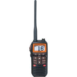 HX210 - 6W Compact Floating Marine VHF Transceiver