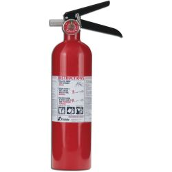Portable Class 1A:10-B:C Fire Extinguisher