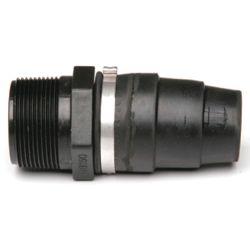 """Pumpout Nozzle X 1.5"""" Male NPT"""
