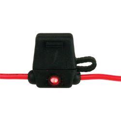 Inline LED Fuse Holder