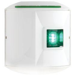 Series 44 LED Navigation Light - Starboard, White Housing