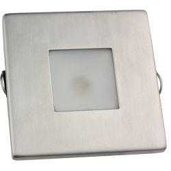 "2-3/4"" Indoor/Outdoor Recessed Mount LED Light"