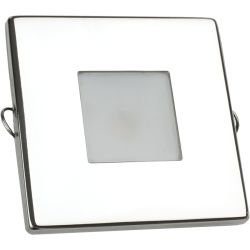 "2-3/4"" Indoor/Outdoor Recessed Mount LED Light"