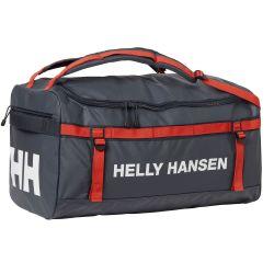 black front of Helly Hansen Classic Duffel Bag S