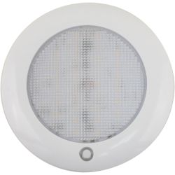 "5"" LED Dual-Color Low-Profile Dome Light"