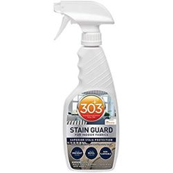 Stain Guard for Indoor Fabrics