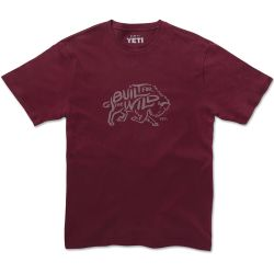 Built for the Wild Bison T-Shirt