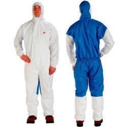 4535 Disposable Protective Coverall