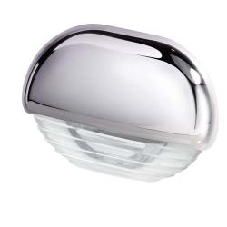 White LED Easy Fit Step Lamp