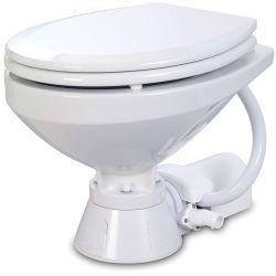 Jabsco Electric Marine Toilet - 12V, Regular Bowl