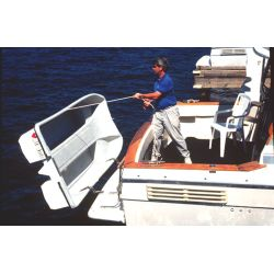 SD1 - Snap Davit Kit for 6-9 ft Hardshell Dinghies