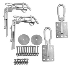 SD7 - Heavy Duty Snap Davit Kit for 10-12 ft Hardshell Dinghies